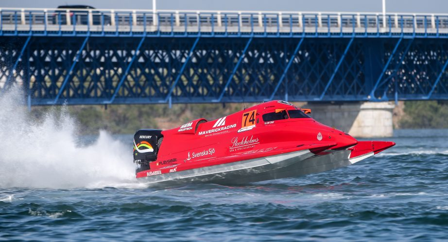 F1H2O Grand Prix of Portugal – Portimao Portugal, 18-20 may 2018, Erik Stark (74), Maverick F1 – Photo: Simon Palfrader