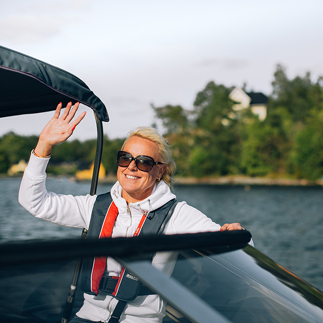 båtförsäkring från svenska sjö